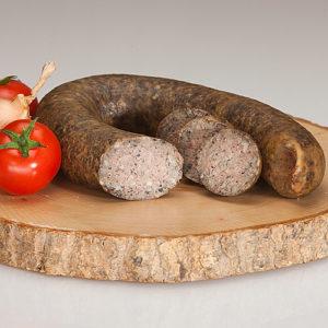 Leberwurst-gerauechert